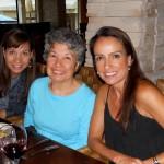 Teri Christ, Isabel Moore, Lori Beveridge