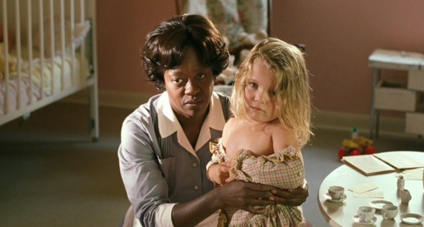 Viola davis as aibileen clark in the help