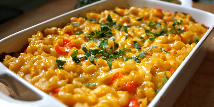 Butternut Squash Mac and Cheese header